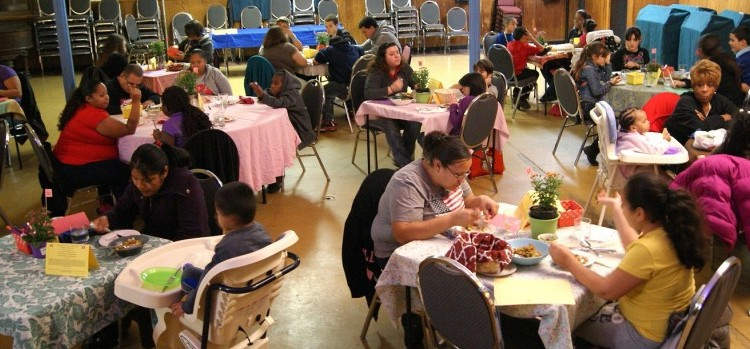 Sunday suppers strengthening families one meal at a time for Difference between dinner supper